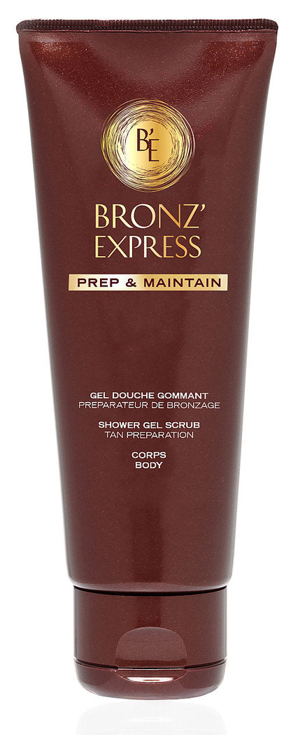 Shower Gel Scrub - Bronz