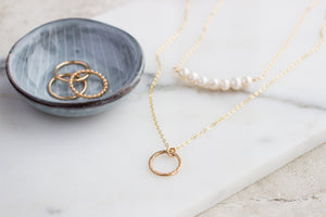 Circle Necklace