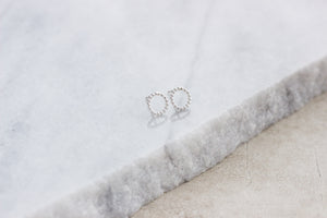 Delicate Dot Earrings