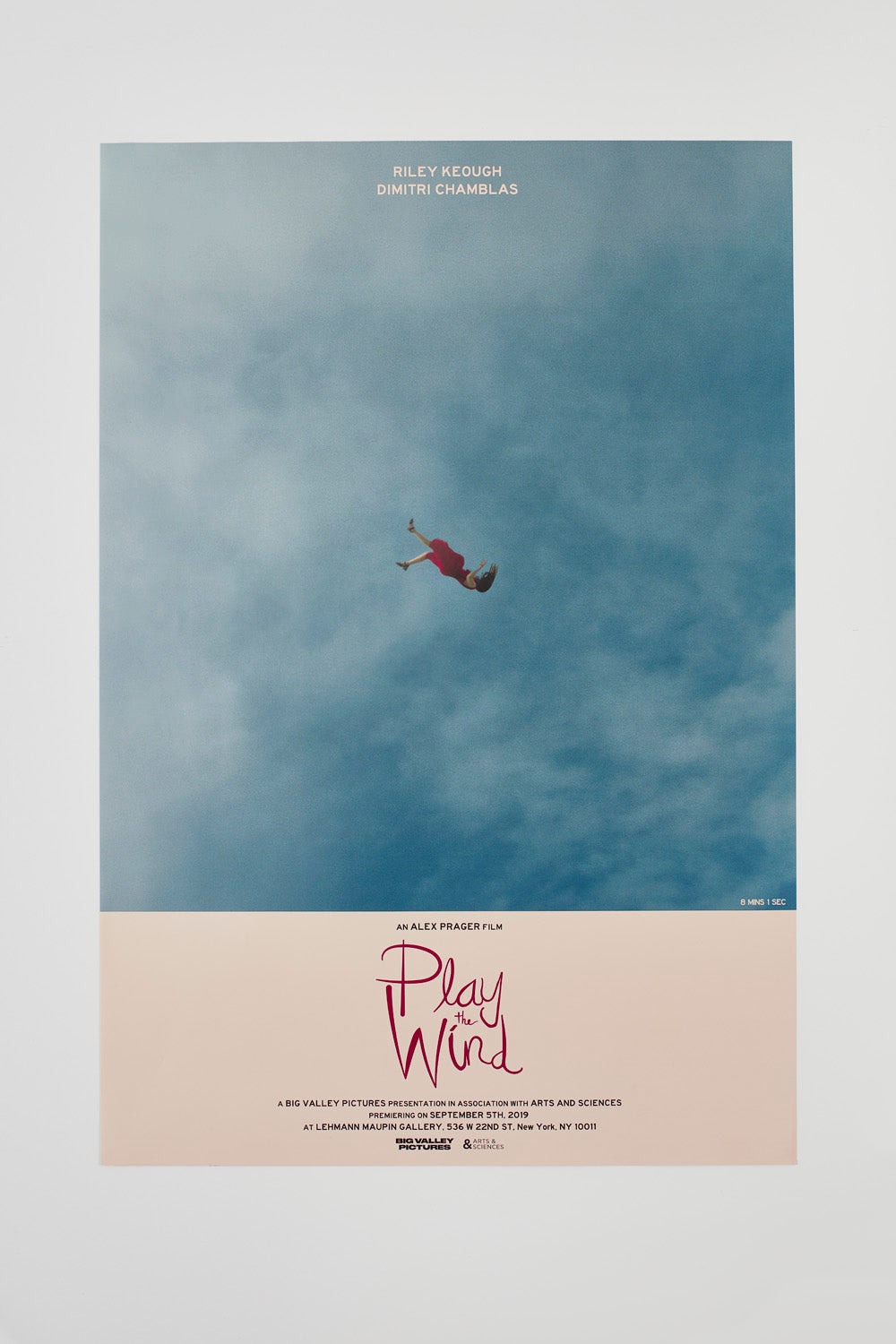 Play the Wind Poster