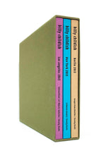 3 Volume Catalogue Box Set - Los Angeles, New York, Berlin