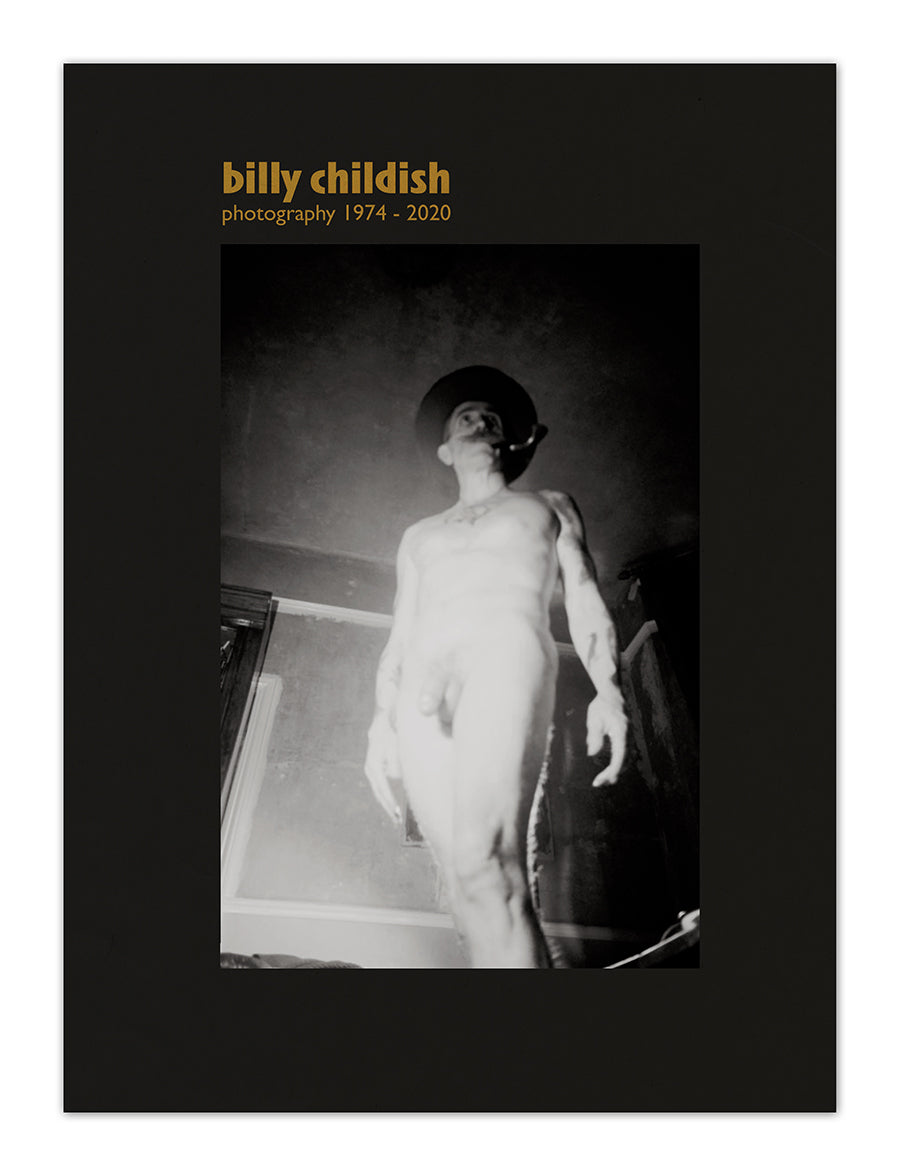 Billy Childish: Photographs 1974  - 2020