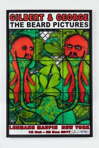 THE BEARD PICTURES Signed Exhibition Posters