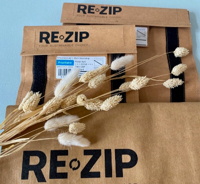 Rezip is circular packaging