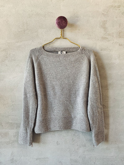 Abelone sweater, No 1 kit Knitting kits Önling - Katrine Hannibal