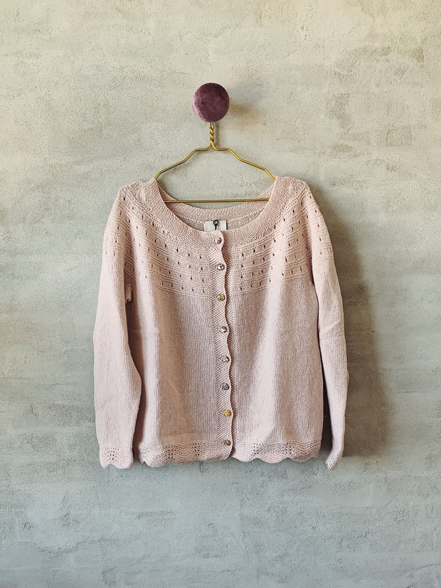 Annabelle cardigan, No 2 kit Knitting kits Önling - Katrine Hannibal