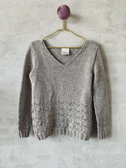 Becca sweater, knitting pattern Knitting patterns Önling - Katrine Hannibal