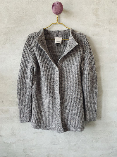 Becky cardigan, No 2 + silk mohair kit Knitting kits Önling - Katrine Hannibal