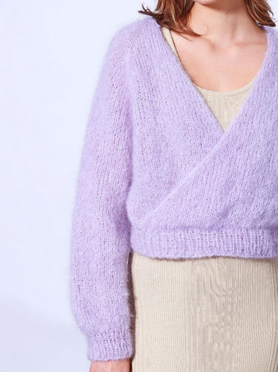 Breeze Wrap by Spektakelstrik, knitting pattern Knitting patterns Spektakelstrik