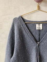 Camille cardigan, knitting pattern Knitting patterns Önling - Katrine Hannibal