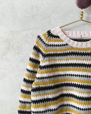 Cornelia sweater - Önling knitting patterns and yarn