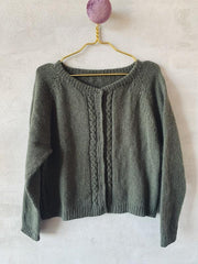 Hedvig Cardigan, No 1 knitting kit