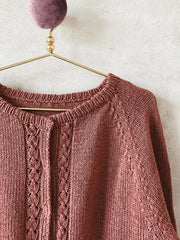 Hedvig Cardigan, No 12 knitting kit