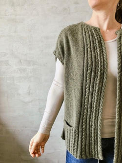 KAL – Önling Knit-A-Long 2019 - AIKO CAPE, No 1 kal kit Knitting kits Önling - Katrine Hannibal