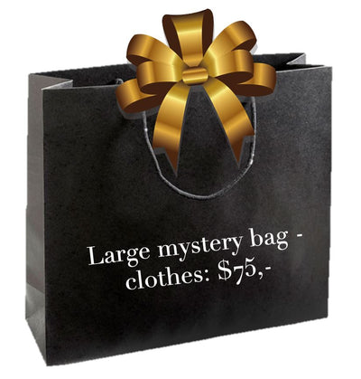 Large mystery bags with clothes Önling