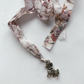Liberty bracelet w. charm Accessories 2 Rose