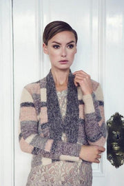 Manchuria jacket, Isager knitting kit excl. pattern