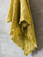 Mrs H's summer shawl,   No 2 knitting kit