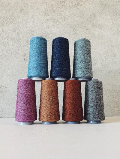 Önling No 13 – accompanying Cashmere thread