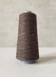 Önling No 13 – accompanying Cashmere thread in brown