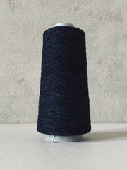 Önling No 13 – accompanying Cashmere thread Yarn Önling Dark blue melange (29)