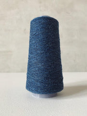Önling No 13 – accompanying Cashmere thread in jeans blue