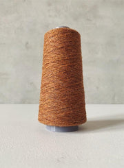 Önling No 13 – accompanying Cashmere thread in caramel