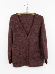 P (Purl) Cardigan, Isager knitting kit