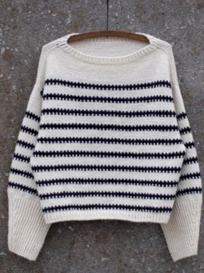 Sailor Sweater by Anne Ventzel, knitting pattern Knitting patterns Anne Ventzel