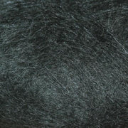 Isager Silk Mohair, color 37 hunter green
