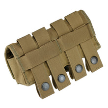 Load image into Gallery viewer, Modular (MOLLE) Shotgun Shell Pouch, 12-Rounds
