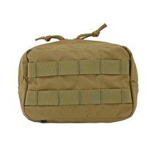 Load image into Gallery viewer, Modular (MOLLE) Utility Horizontal Pouch, Medium
