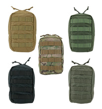 Load image into Gallery viewer, Modular (MOLLE) Utility Vertical Pouch, Large