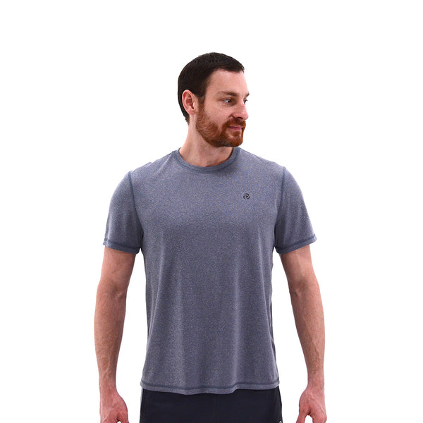 Performance Shirt Heather Grey