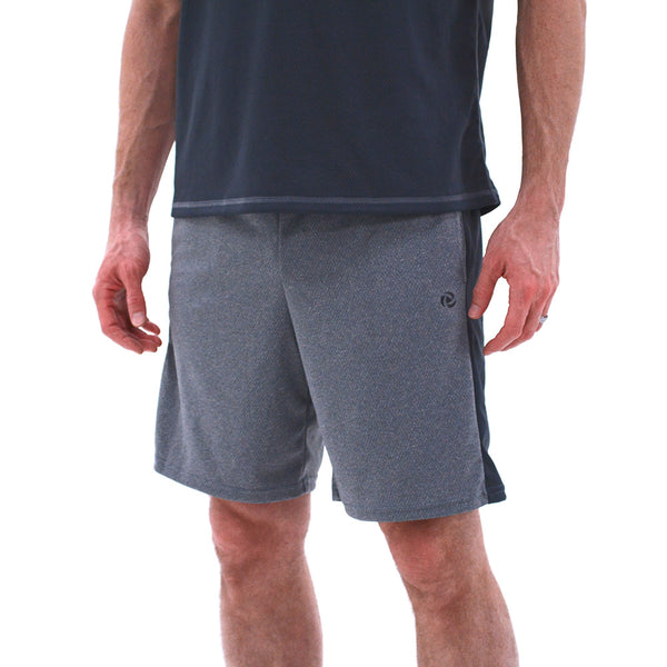 Performance Shorts Heather Grey