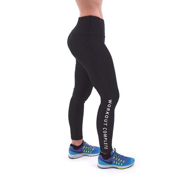 Performance Leggings Black