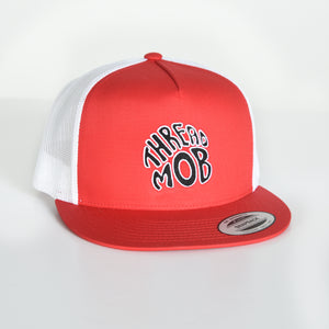 ThreadMob Hat - Red Front