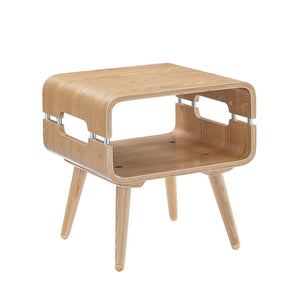 JF704 Havana Lamp Table Oak