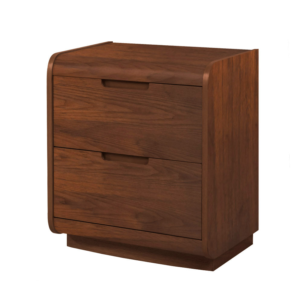 PC209 - Universal Pedestal Walnut - PRE ORDER FOR MARCH DELIVERY