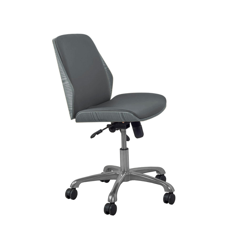 PC211 Universal Office Chair Grey/Grey
