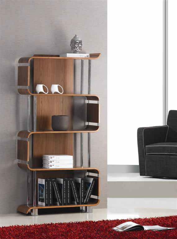 Jual Walnut Bookcase BS201
