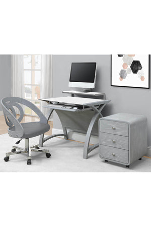 PC606 Helsinki Office Chair (Grey)