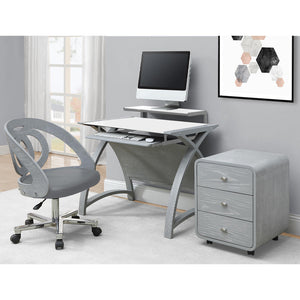 PC201 Helsinki 900 Table (Grey) - PRE-ORDER FOR DELIVERY W/C 05/10/20