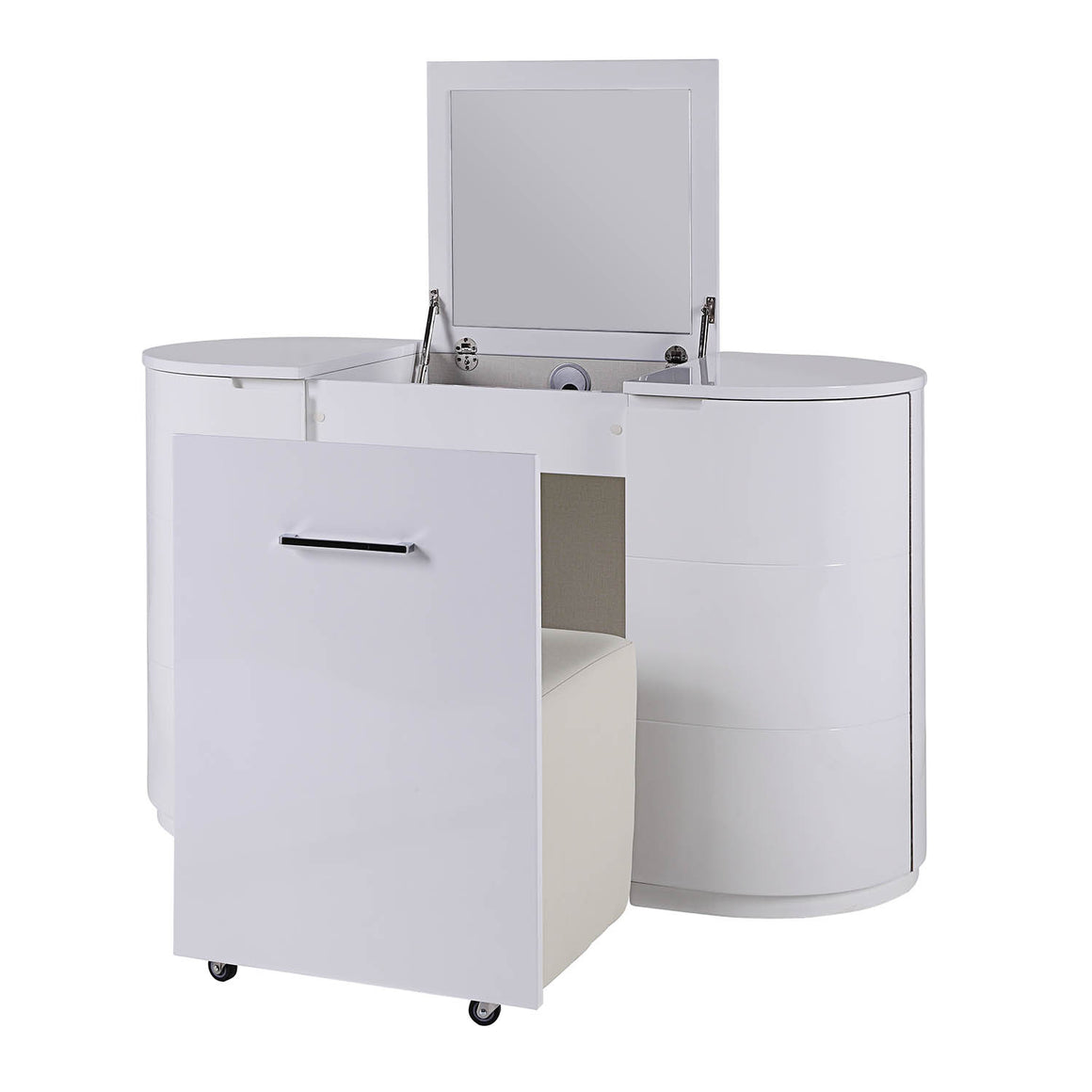 Lorna Vanity Unit with Stool