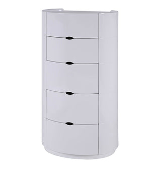 Lorna 5 Drawer Tall Chest