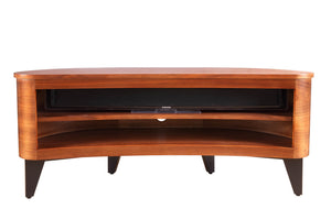 JF709 - San Francisco TV Stand Walnut - PRE ORDER FOR DELIVERY W/C 27/01/20
