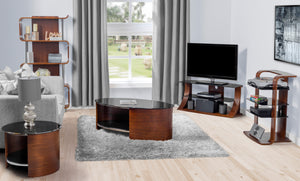 JF201 Florence TV Stand 1100mm - PRE ORDER FOR DELIVERY IN JULY
