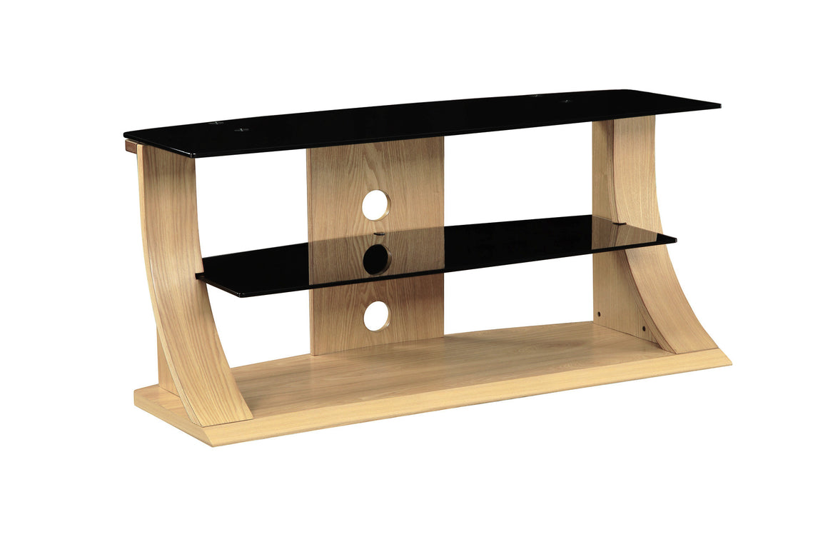 JF201 Florence TV Stand 1100mm (Oak) - PRE ORDER FOR DELIVERY IN JUNE