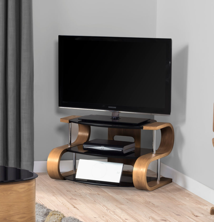 JF203 Florence TV Stand 850mm (Oak)