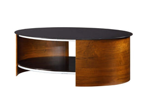 JF301 Jual Walnut Coffee Table